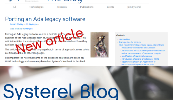 New article available on the Systerel blog!