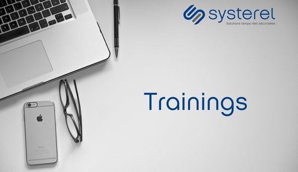 External trainings