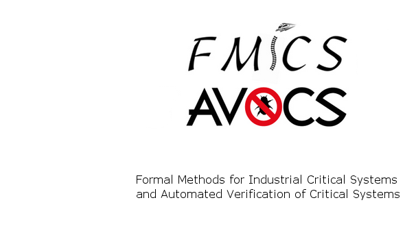 International Workshop FMICS-AVoCS