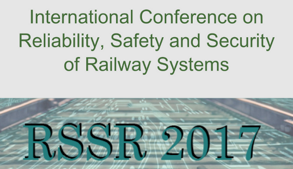 RSSR (Reliability, Safety and Security of Railway Systems)