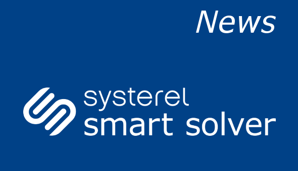 Systerel Smart Solver : toujours plus rapide