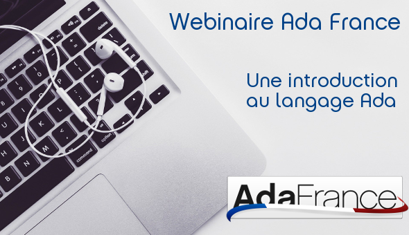 Webinaire Ada France - Vidéos