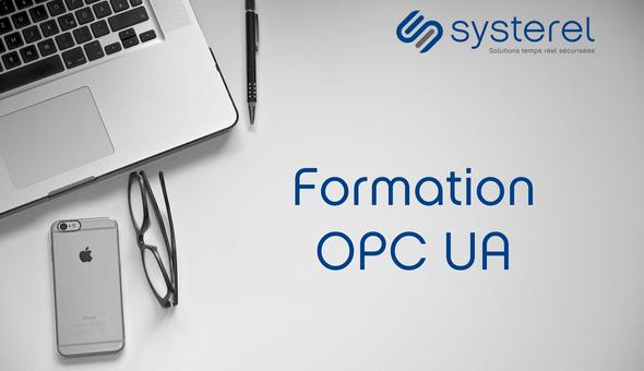 Formation OPC UA
